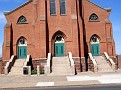 WALLINGFORD - MOST HOLY TRINITY CHURCH - 06