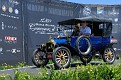 1913 Ford Model-T Touring owned by Pieter and Judi Dwinger award