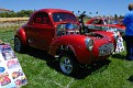 1941 Willys Speedway coupe owned by Jack Warren