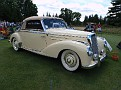 1952 Mercedes-Benz 220a Cabriolet owned by Peter C Hemken