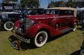 1934 Packard 1101 Dietrich four-door convertible sedan owned by Tom O'Hara