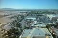 Utsikten från vårt rum på våning 27, Mandalay Bay Las Vegas.