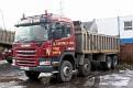 HO05 TUN   Scania P 360 8x4 tipper