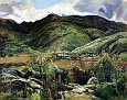 Mountain Ranch after the Rain [1928]