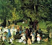 May Day in Central Park [c.1905]