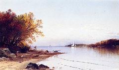 Narragansett Bay, Autumn [c.1871]