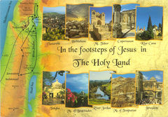 Israel - HOLY LAND NS