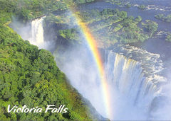 Zambia - Victoria Falls (World's Widest Waterfall)