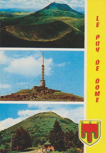 Le Puy de Dome (63)