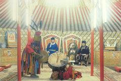 Mongolia - Buryatia Ceremony NF