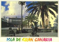 35 - LAS PALMAS - Las Palmas de Gran Canarias