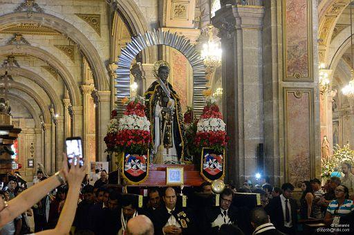 Procesja ku czci św. Marcina