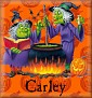 2 Green WitchCarley