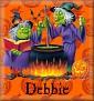 2 Green WitchDebbie