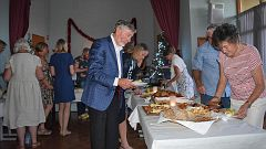 2016 12 10  051 Swedish Club Christmas Dinner Buffet