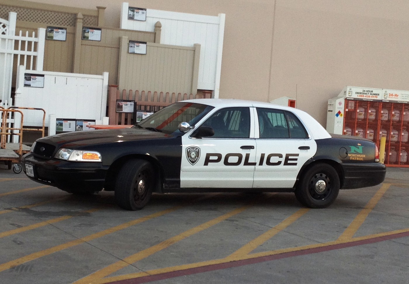 TX - Houston Northside Patrol