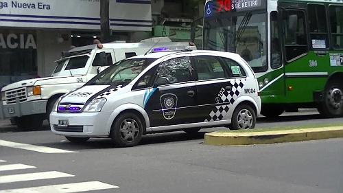 Argentina - Ciudad de Buenos Aires Policia Metropolitana
