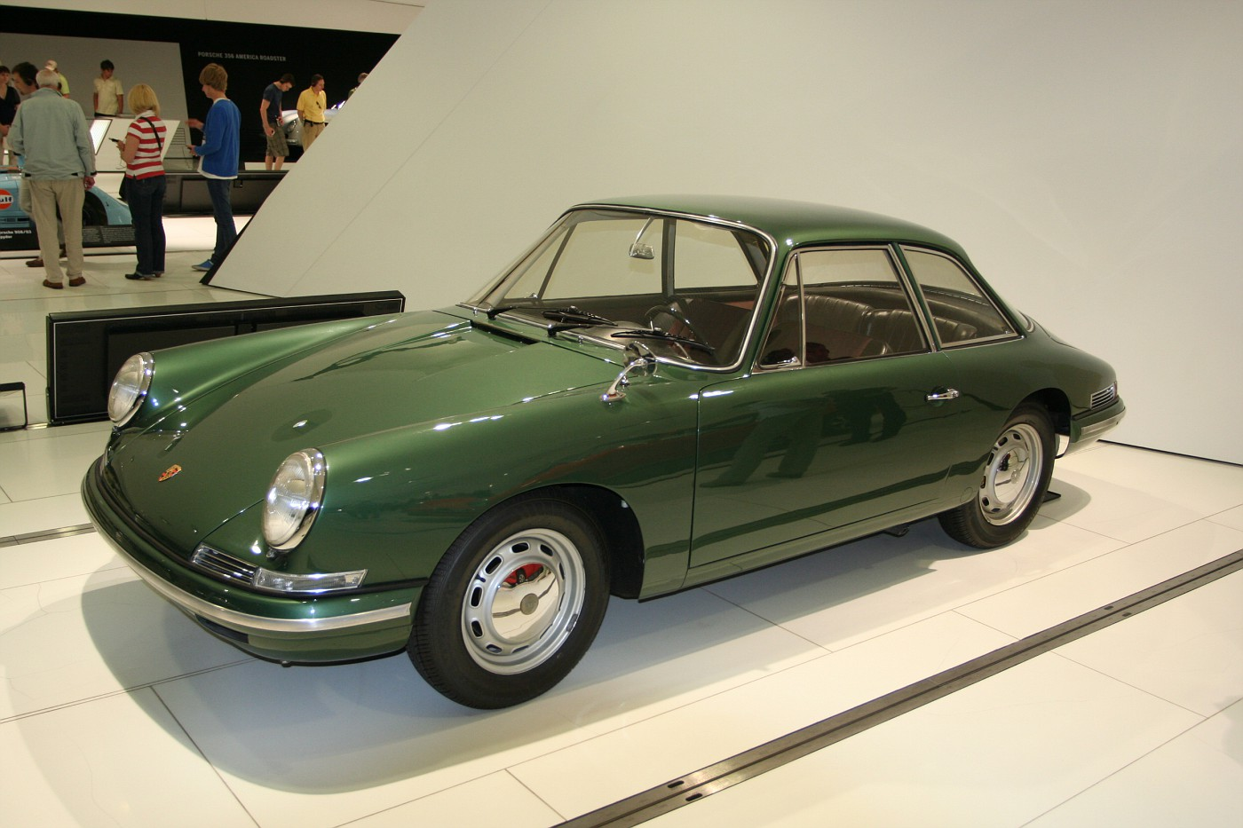 Photo: 1959 Porsche Typ 754 ''T7'' | 2009-05-23 Porsche Museum ... on