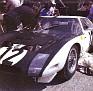 GT No12 black white Le Mans 1964