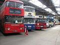 Glasgow Vintage Vehicle Trust ( Bridgeton Bus Garage) 86