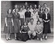 107 - 1956-57 Oneida High Girls Basketball