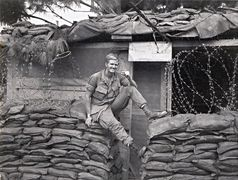 E. Ray at TAN CAHN, Vietnam, 1969. SHORT TIMER