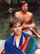 Chris Austin and Billy Austin in mid-1980's