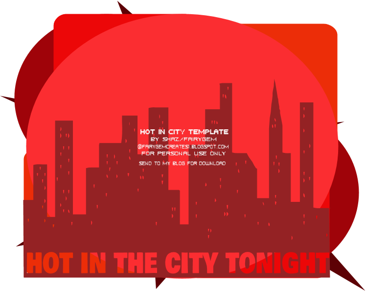 Hot in City Template TAG