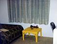 Guest bedroom wall opposite door, JUL 1978