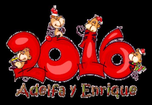 Alelfa y Enrique - 2016WithMonkeys