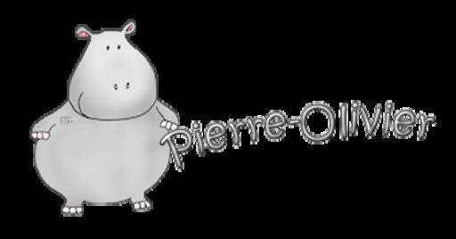 Pierre-Olivier - CuteHippo2018
