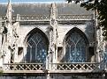Dieppe - Eglise Saint Jacques - Facade Detail
