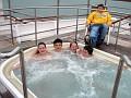 Jacuzzis Deck 11, Capri aft