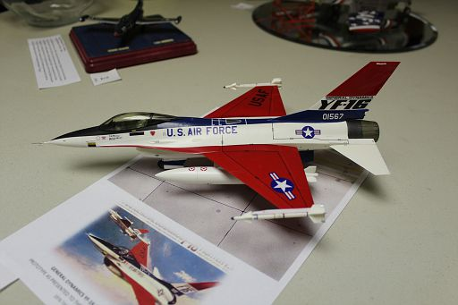 2-YF-16 Fighting Falcon MTurco 2