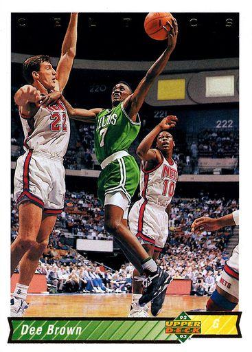 1992-93 Upper Deck Italian #100 (1)