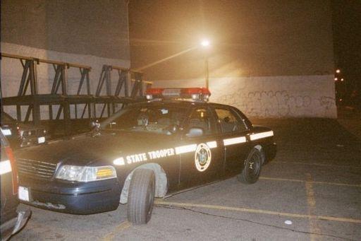 NY - NY State Police