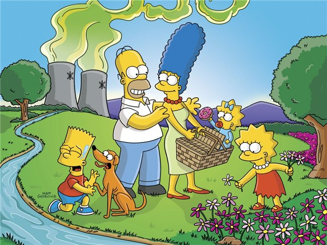 an introduction to the cartoon the simpsons Exploring satire with the simpsons of society that the cartoon is making from the simpsons, provide an introduction to and extended exploration.