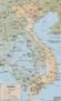 Vietnam Map.