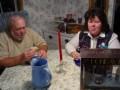 My dad was traumatized by Turkey and Gravy Soda