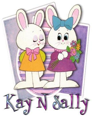 Kay N Sally-bunncouple08