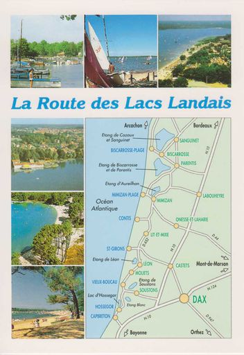 La Route des Lacs Landais (40)