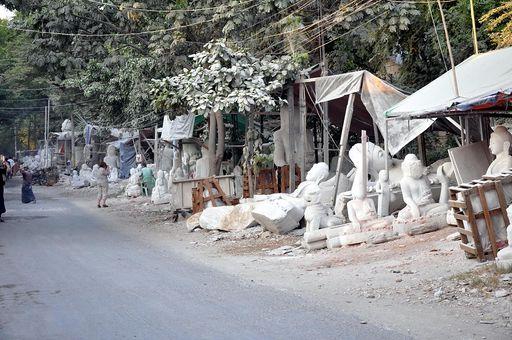 Ulica rzeźbiarzy
