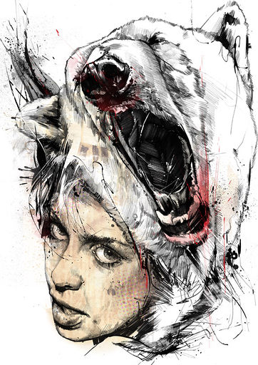 Artwork by Russ Mills