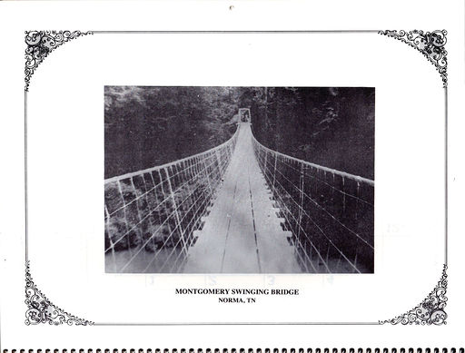 Montgomery Swinging Bridge
