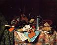 A Study Table [1882]